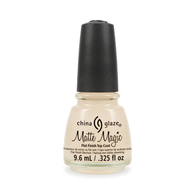 Završni sloj za mat izgled CHINA GLAZE Matte Magic Top Coat 9.6ml