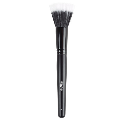 Flat Powder Brush BLUSH 2 Natural & Synthetic Hair