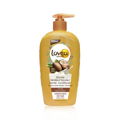 Balzam za kosu bez sulfata LOVEA Shea Butter 500ml