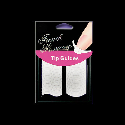 French manicure Tip Guides FRMA4