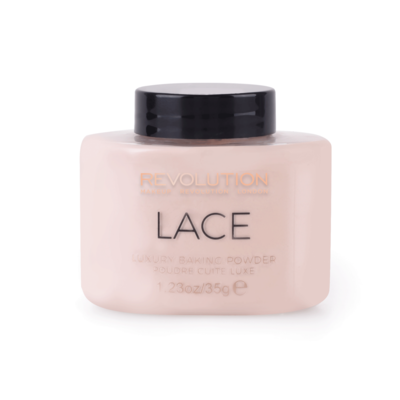 Luxury Baking Powder Lace REVOLUTION MAKEUP 35g