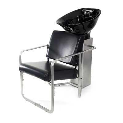 Ceramic Shampoo Chair NS-5528 with Adjustable Chair