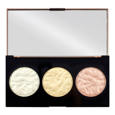 Paleta hajlajtera REVOLUTION MAKEUP Strobe Lighting Palette 15g