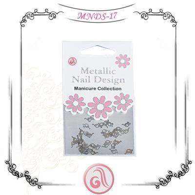 Metallic Nail Design MNDS17