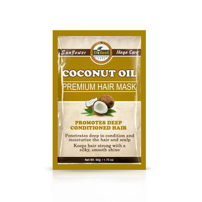 Conditioned Hair Mask with Cocount Oil DIFEEL 50g