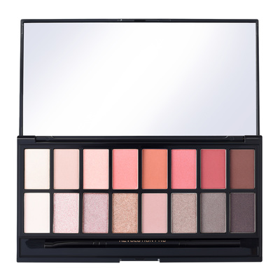 Paleta senki za oči REVOLUTION MAKEUP New-Trals vs Neutrals 16g