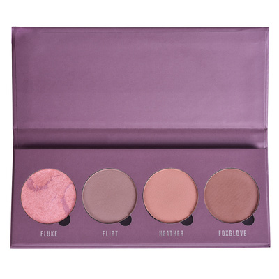 Paleta rumenila MAKEUP OBSESSION Mad About Mauve 10g