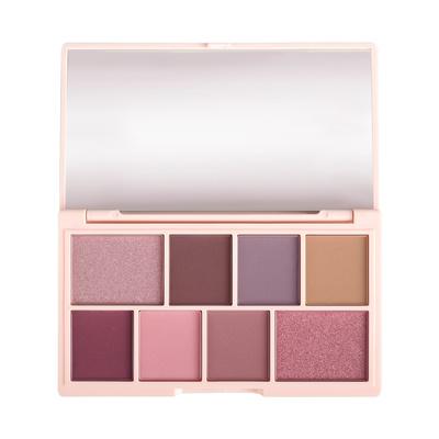 Eyeshadow Palette I HEART REVOLUTION Rose Gold Mini Chocolate 10,2g