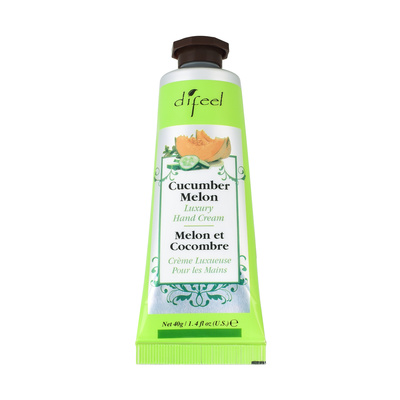 Hand Cream with Cucumber and Melon DIFEEL 42ml