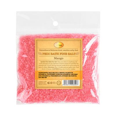 Mineralna so za SPA i pedikir tretmane Mango 100g