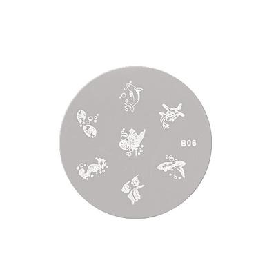 Šablon disk za pečate ASN B06