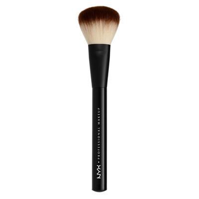 Četkica za puder NYX Professional Makeup PROB02 sintetička dlaka