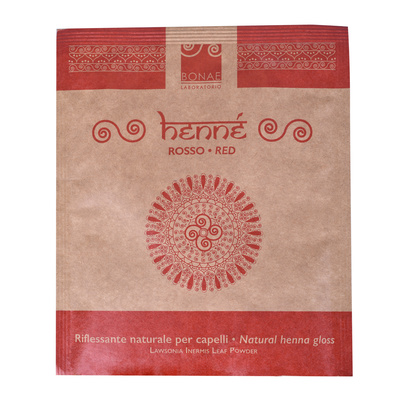 Henna For Hair BONAE LABORATORIO Red 40g