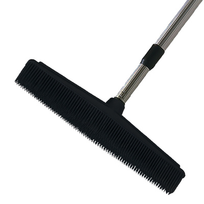 Rubber Broom COMAIR Black