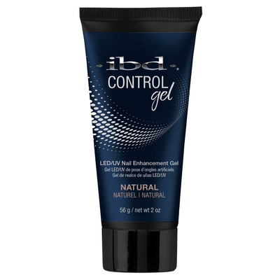 UV/LED gradivni gel za nadogradnju noktiju kamuflažni IBD Control Gel Natural 56g