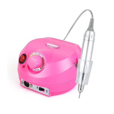 Electric Nail Drill GALAXY TP1010 Pink 10W