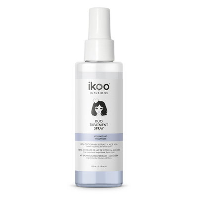 Duo Treatment Spray for Hair Volume IKOO Infusions 100ml