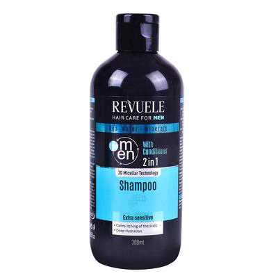 Shampoo with conditioner REVUELE Men 300ml