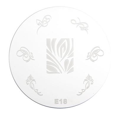 Šablon disk za pečate PMEO1 E18