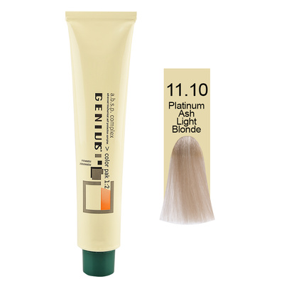 Platinum Ash Extra Light Blonde 11.10