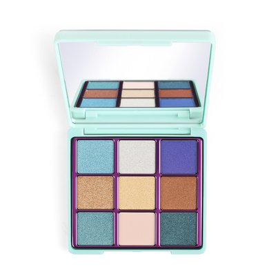 Eyeshadow Palette I HEART REVOLUTION Starry Eyed 13.5g