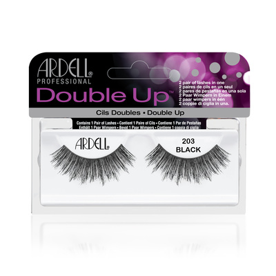 Double Up Strip Eyelashes ARDELL 203