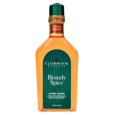 Kolonjska voda posle brijanja CLUBMAN Brandy Spice 177ml