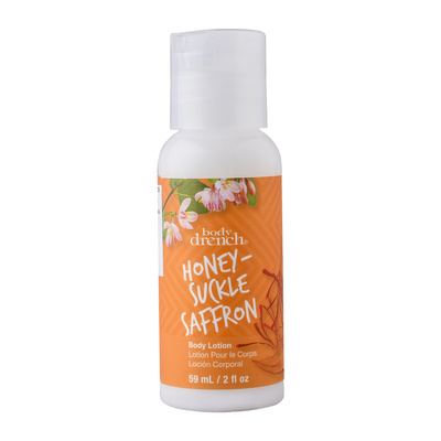 Body Lotion BODY DRENCH Honeysuckle Saffron 59ml