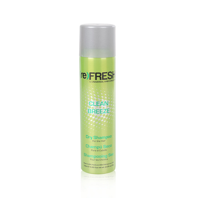 Dry Shampoo ReFRESH Clean Breeze 159ml