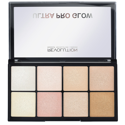 Highlighting Palette MAKEUP REVOLUTION Ultra Pro Glow 20g