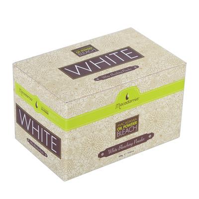 White Bleaching Powder MACADAMIA 500g