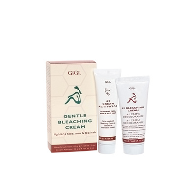 GiGi Gentle Bleaching Cream 42g+28g