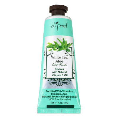 Hand Cream with White Tea and Aloe DIFEEL 42ml