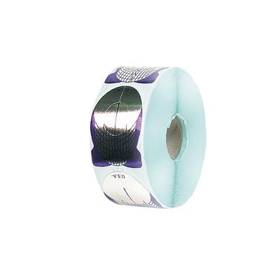 Samolepljivi papirni šabloni za izlivanje noktiju u rolni DFN3 500/1