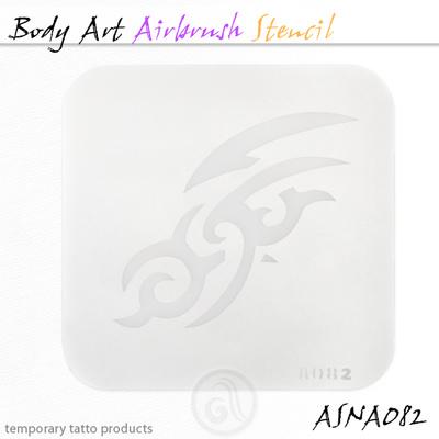 Airbrush šablon za telo ASN-BMA-A082