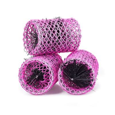 Wire Curlers KIEPE Pink 45mm 6pcs