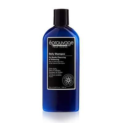 Daily Shampoo Free of Sulfates EPROUVAGE Men's 250ml