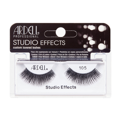 Strip Eyelashes ARDELL Studio Effects 105
