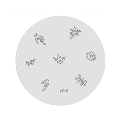 Šablon disk za pečate PMHO1 H29