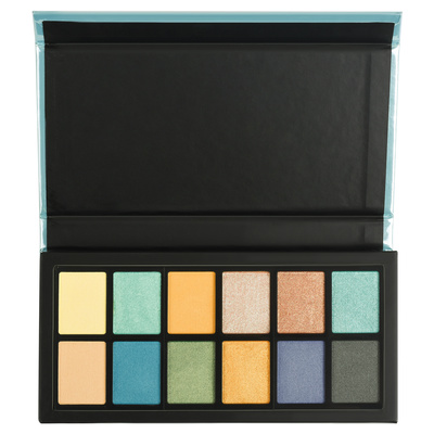 Eyeshadow Palette I HEART REVOLUTION Mermaids Heart 9g