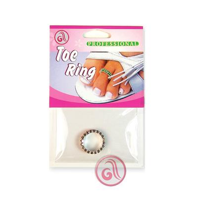 Prsten za nožni prst SR07 Zeleni