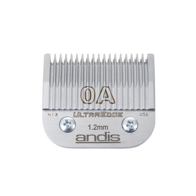 Spare Blade For Hair Clippers Andis Size 0A - 1.2 mm