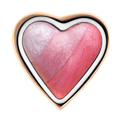 Blusher I HEART REVOLUTION Blushing Hearts Bursting with Love 10g