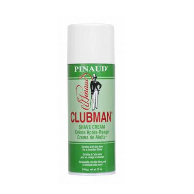 Krema za brijanje CLUBMAN Aloja 340g
