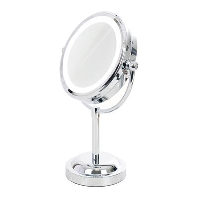 Dvostrano uveličavajuće ogledalo sa LED svetlom ST-410