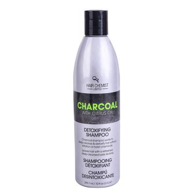 Detoxifying Shampoo Charcoal with Citrus Oil HAIR CHEMIST 295.7ml
