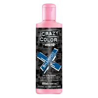 Šampon za farbanu kosu bez sulfata CRAZY COLOR Plavi 250ml