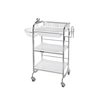 Cosmetic Trolley Multifunctional with Wheels MS 3007A