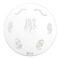 Šablon disk za pečate PMEO1 E16