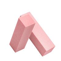 Blok turpija za matiranje noktiju ENS Pink 100/100